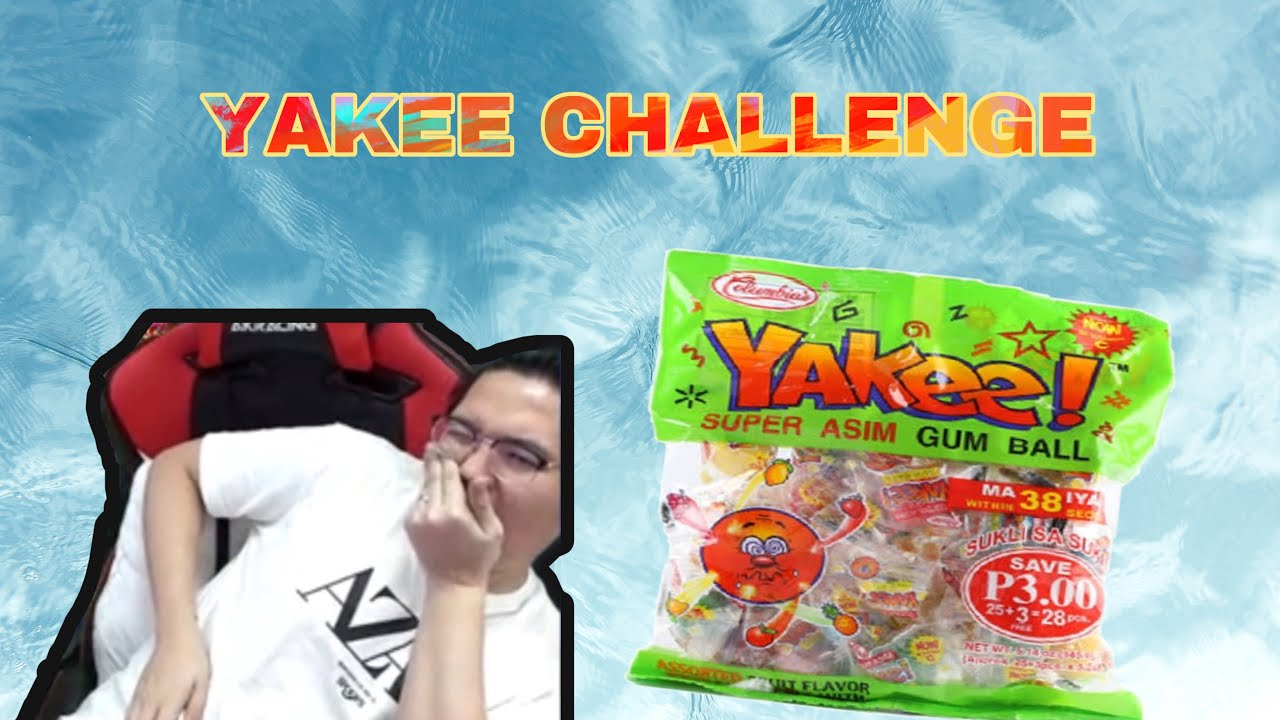 Yakee Challenge!  | Pein