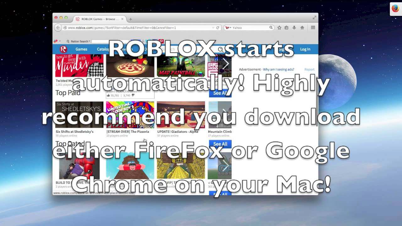 play roblox without downloading it