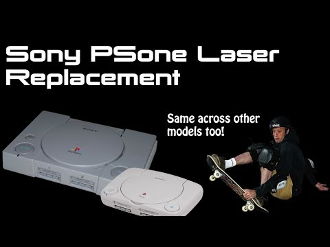 Sony PSone Laser Replacement with Bonus Problems
