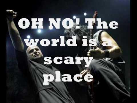 Disturbed - Down With The Sickness (lyrics)
