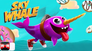 Sky Whale (By Nickelodeon) - iOS / Android - Gameplay Video