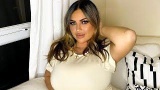 """Plus Size Curvy Model """"DJ Hannah B"""" Lifestyle,Age,Wiki,Bio,Net Worth,  DJ Hannah B Best Curvy Outfit"""