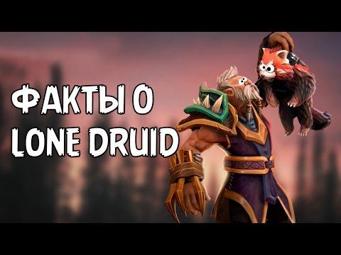 видео: 3 секрета lone druid в dota 2