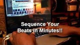 Make A Rap Beat Easy - Easy beat making Software