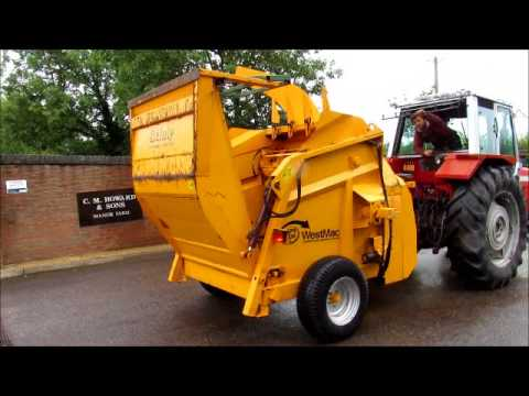 WESTMAC BELAIR EPS 2036 STRAW CHOPPER