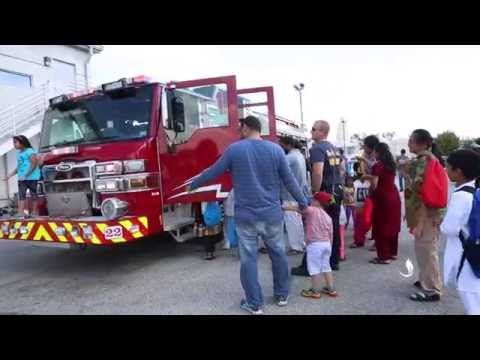 BAPS Charities Children's Health and Safety Day 2015, Houston, TX