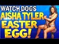 """WATCH DOGS"" Aisha Tyler ""EASTER EGG"" Location (Watchdogs Privacy Invasion Secrets)"