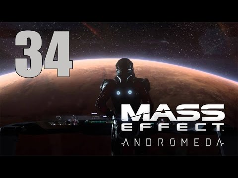 Mass Effect: Andromeda - Gameplay Walkthrough Part 34: Explo