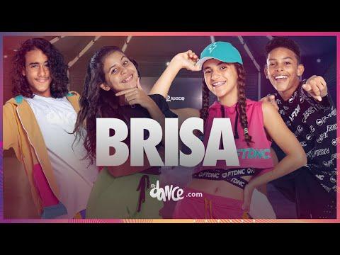 Brisa - Iza  FitDance Kids & Teen Coreografia  Dance