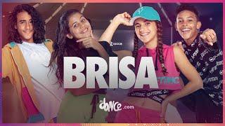 Brisa - Iza | FitDance Kids & Teen (Coreografia Oficial) Dance Video