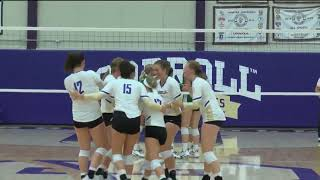 Carroll Volleyball falls in home opener