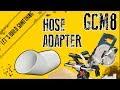 DIY hose adapter / coupler for the BOSCH GCM8 SJL