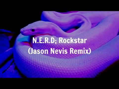 n.e.r.d - rockstar (sub. español)[Jason Nevis Remix]