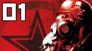 Let's Play Metro 2033 - Part 01 German Deutsch Gameplay