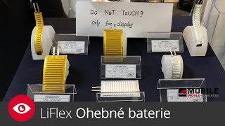Revoluční ohebné baterie od společnosti LiFlex – dočkáme se konečně ohebných smartphonů?  (MW 2018) thumbnail