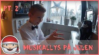 VLOGG: MINA MUSICALLYS FRÅN JULEN pt.2