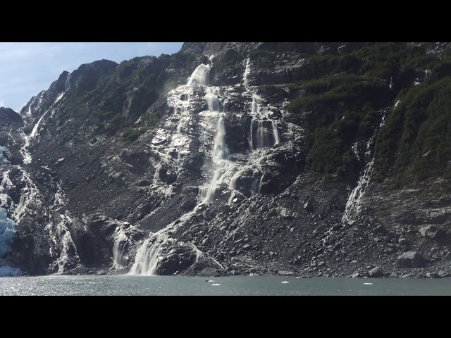 The Bayou Woman In Alaska - Tebenkof Glacier