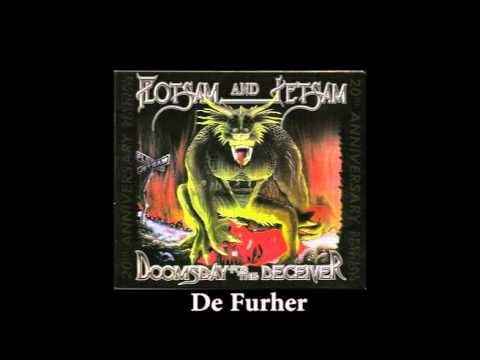 Flotsam and Jetsam ~ Doomsday For The Deceiver (Full Album) 1986