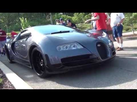 Hooker, DB and Becka - Dude Turns '02 Mercury Cougar into an imitation Bugatti
