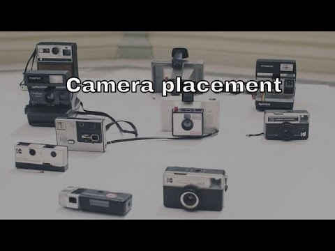 Camera placement | TNB160707