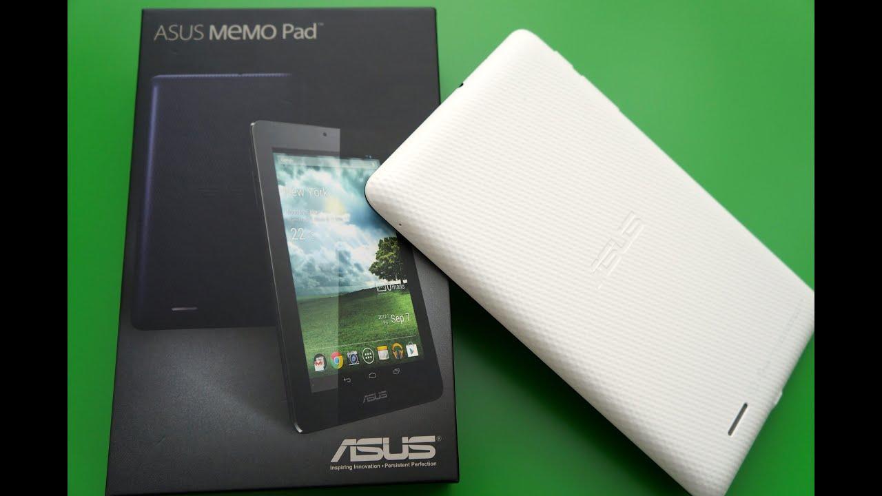 Asus Memo Pad HD7 16 GB Email Videos - Waoweo