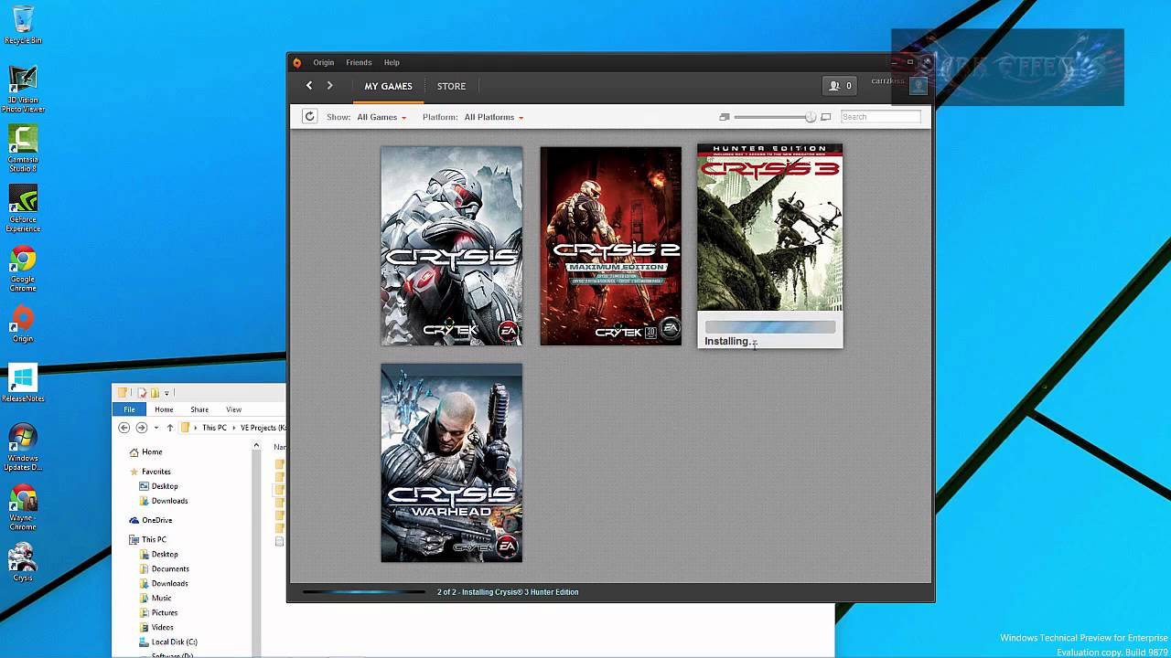 origin games on windows 10 make origin detect already downloaded games youtube. Black Bedroom Furniture Sets. Home Design Ideas