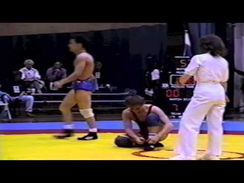 1995 World Cup: 57 kg Vyatsheslav Seniuk (RUS) vs. Kaku Irie (JPN)