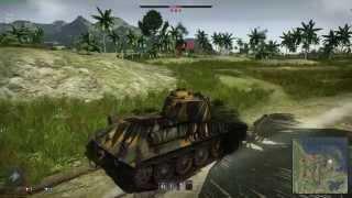 War Thunder / слоупочные бои