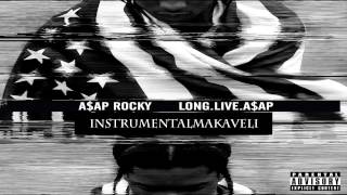A$AP Rocky - Long Live A$AP [ Instrumental With Hook ]