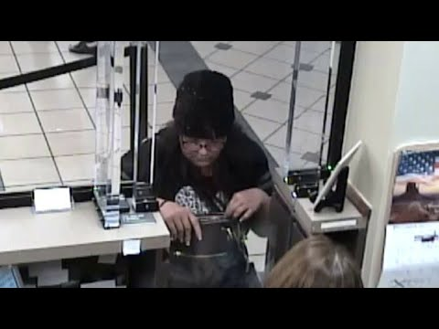 New Video Released of Woman Wanted for Robbing Regions Bank