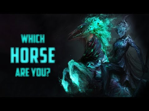 What Type Of Horse Suits You?