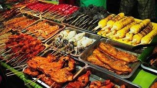 "The Best Philippine ""Filipino"" Street Food Compilation"