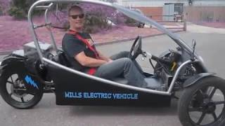 Build an electric trike £20 by Stuart Mills