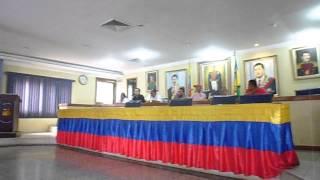 Rueda de Prensa de Concejales del Municipio Anaco V