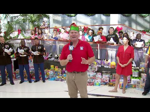 Local 10's Todd Tongen remembered for giving back to community - YouTube
