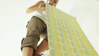Подготовка стен и поклейка обоев(Как подготовить стены под поклейку обоев., 2015-06-02T22:28:11.000Z)