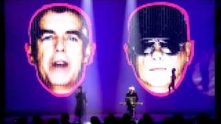 Pet Shop Boys at the Brits