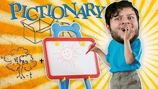 FLOPPYKAUX CANNOT BE DEFEATED | Pictionary (Funny Moments)