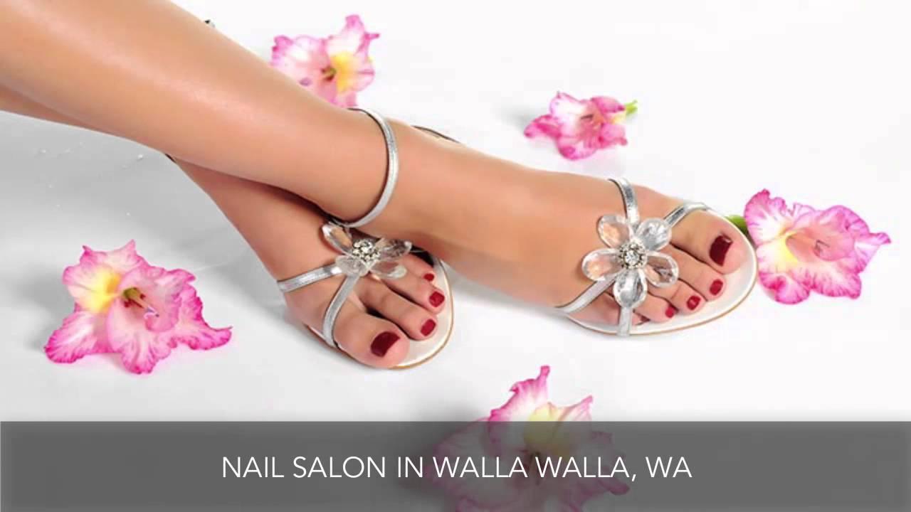 LT Nails Nail Salon Walla Walla WA - YouTube
