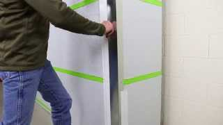 how to install SMARTci continuous insulation