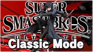 [DLC] Let's Play Super Smash Bros. Ultimate! Classic Mode [JOKER]