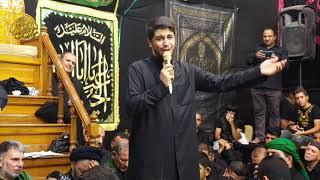 نعي مفجع /الرادود محمد الجنامي /موكب النجف الاشرف /ليلة العاشر من محرم ١٤٤١