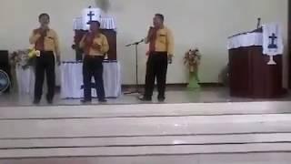 PARTONDION Vocal Trio GKPI Resort Tanjungbalai.
