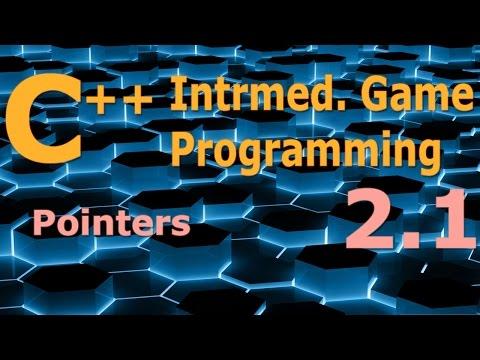 Intermediate C++ Game Programming DirectX [Pointers] Tutorial 2.1