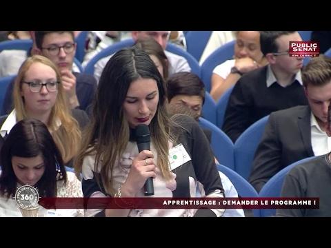 Présidentielle 360 : Institutions / Arthaud & Fillon / Apprentissage / Mélenchon (13/04/2017)