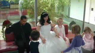 lesbian wedding lisa and marion