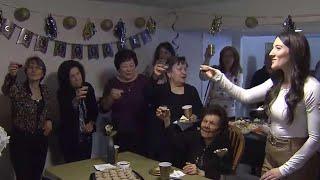 Celebrating a century of life
