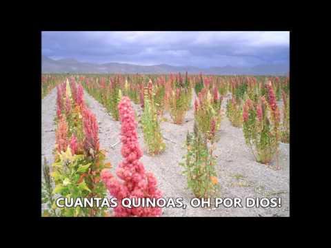 """Trabajo practico N° 8 - """"Karaoke de quinoa""""-  Grupo """"Tres A mas B"""""""