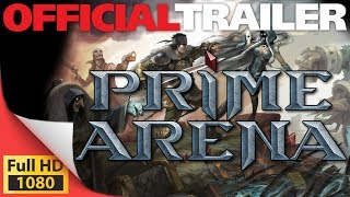 Prime Arena FREE demo on steam - teaser trailer - PC