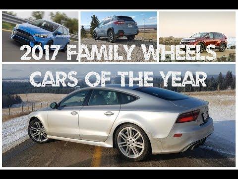Family Wheels Cars of the Year Awards